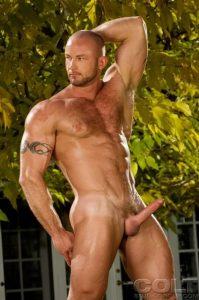 Gage Weston gay hot daddy dude men porn