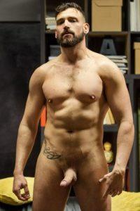 Enzo Rimenez gay hot daddy dude men porn
